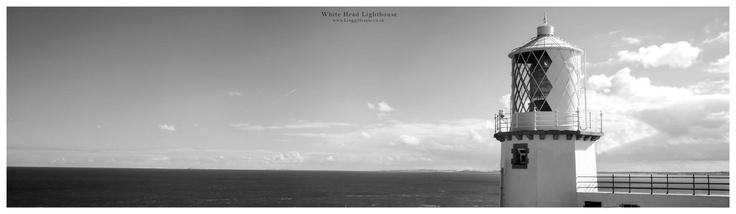 White Head Lighthouse Belfast Lough