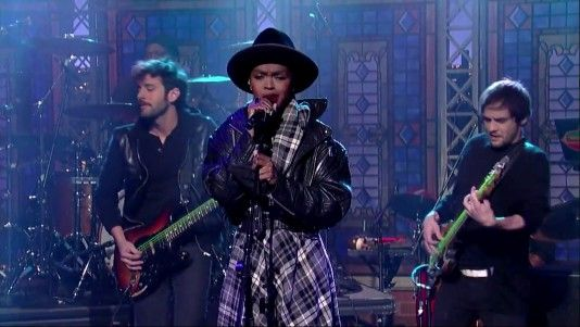 Watch: Lauryn Hill Covers the Beatles on the Late Show – Is a Comeback Next?