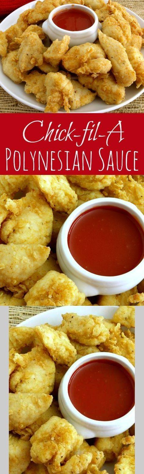 Chick-Fil-A Polynesian Sauce