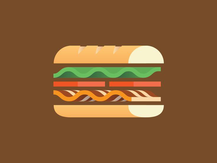 Sandwich by Linda Eliasen