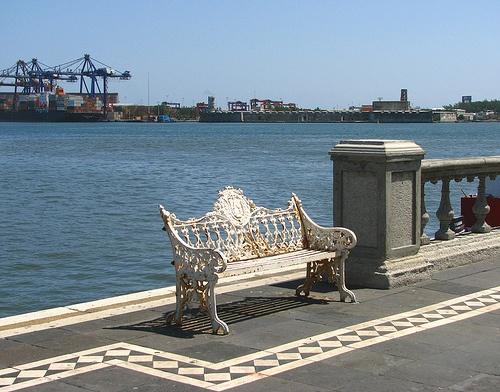 Puerto De Veracruz Mexico | Puerto de Veracruz (Veracruz, Veracruz) - Lú :: TrotaMexico 2.5 ...