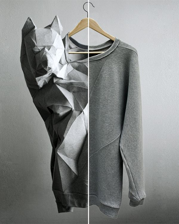 The T-shirt Issue is an interdisciplinary collective that combines fashion, design and technology into unique basic apparel, ranging from daily wearables to conceptual installations.