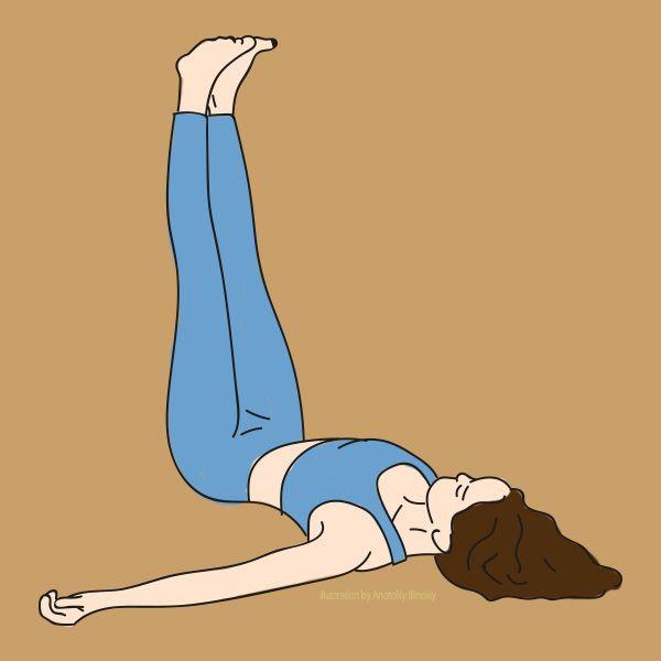 Если тебя мучает острая боль в спине и шее, имеются проблемы с давлением и ты часто просыпаешься во сне, эти упражнения — то, что надо! Данный комплекс составлен из простейших позйоги для начинающих. Уже после третьей тренировки по этой схеме ты почувствуешь, как тело стало послушным, а мышцы окрепли. Ты станешь крепче спать и лучше […]