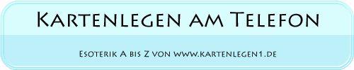 Kartenlegen am Telefon bei www.kartenlegen1.de