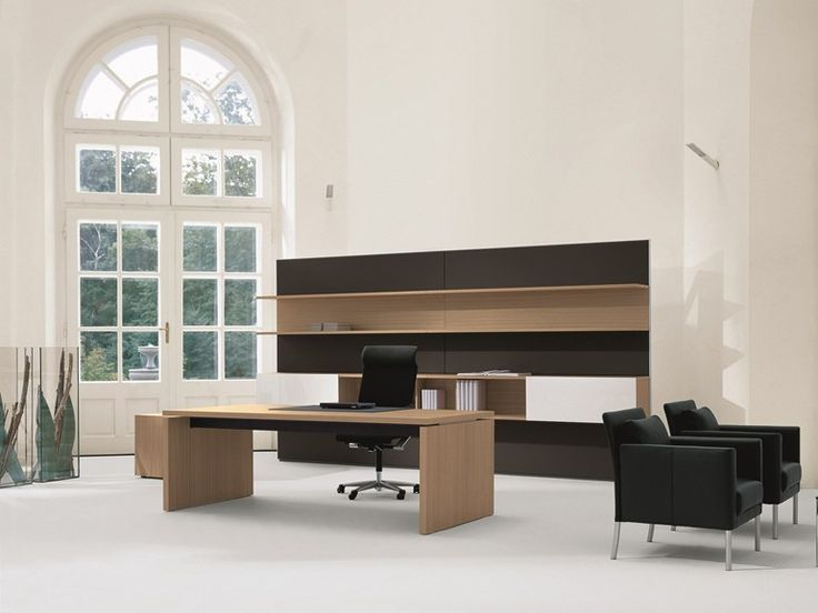 Executive desk P2_Group Executive Office by BENE | design Christian Horner
