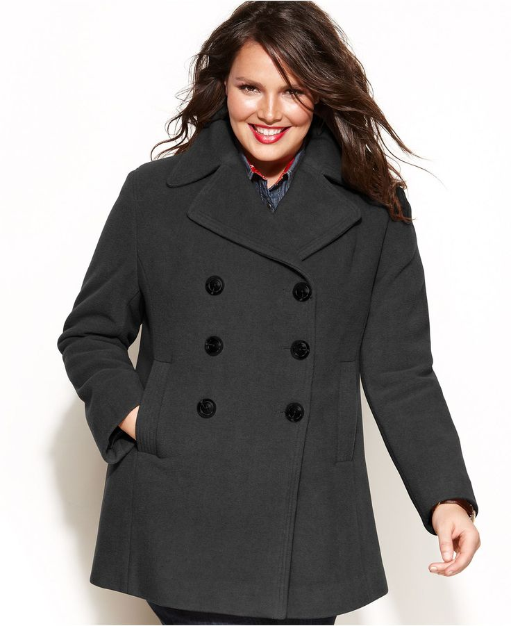 Find great deals on eBay for plus size pea coat. Shop with confidence.