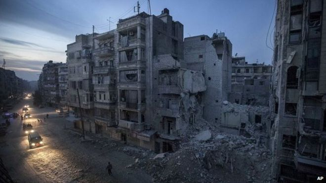 Syria conflict: 'Massive rebel assault' to take Aleppo