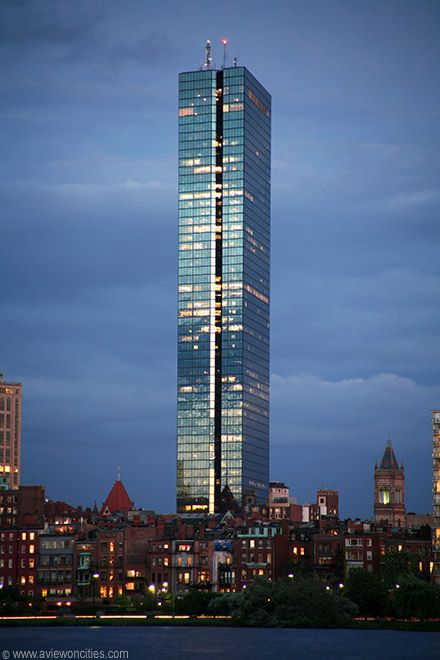 Best 25 John Hancock Tower Ideas On Pinterest John