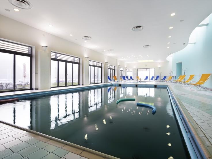 Ana Aslan Health Spa - Salt Water Pool
