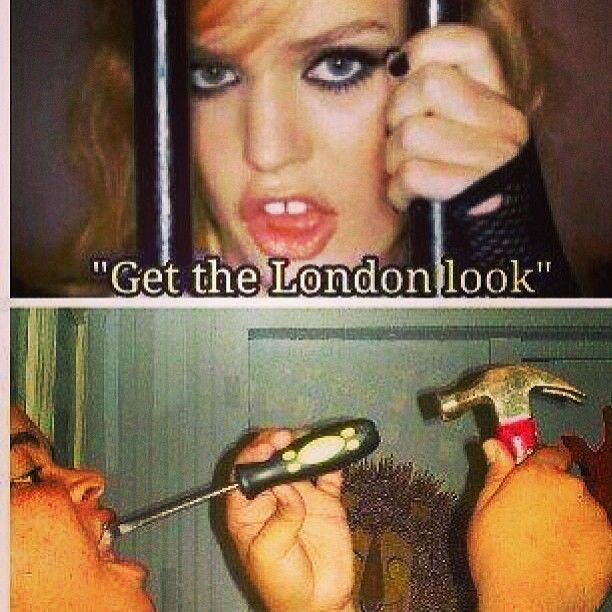 a2454b8f77cadb9adc2debe44e19c3fe laughing so hard cant stop laughing funny! get the london look fashion shenanigans pinterest,Get The London Look Meme