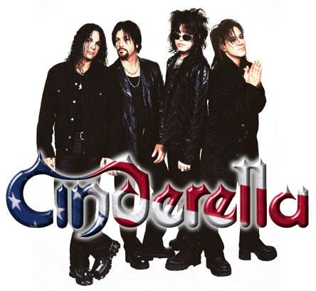 "cinderella rock group images   BIOGRAFIA CINDERELLA ""Programa 345"""