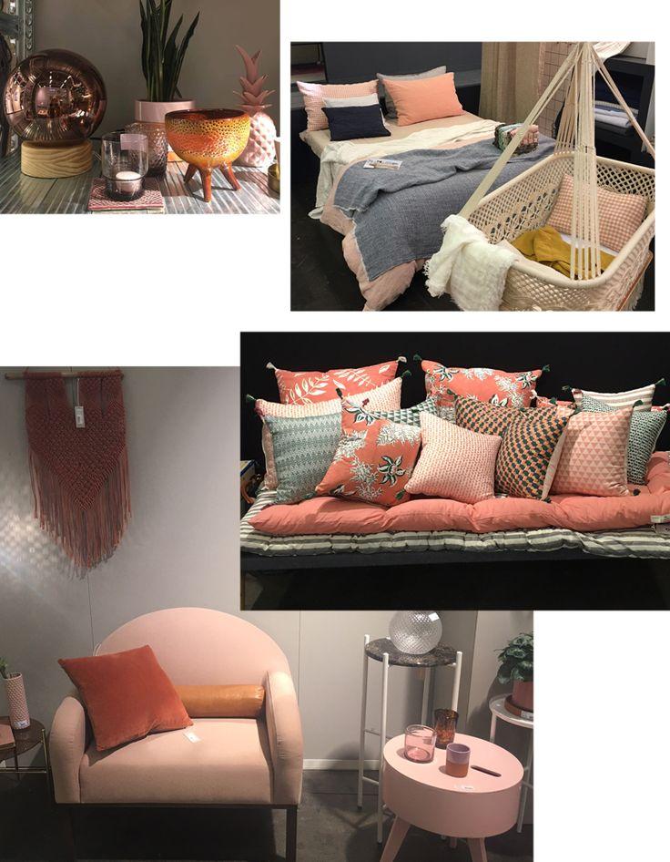 tendance rose maison et objet