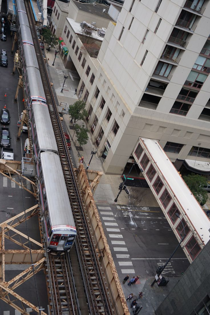 CTA Vintage Trains Pinned by CarltonInnMidway