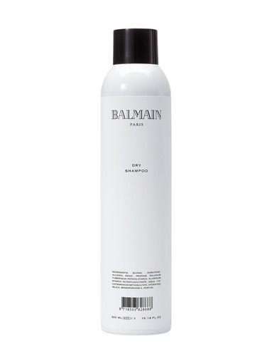 Balmain Dry Shampoo -kuivasampoo tekee hiuksista puhtaat ja raikkaat vesipesujen välillä. Tilaa oma arkirutiinien helpottajasi stockmann.com-verkkokaupasta.