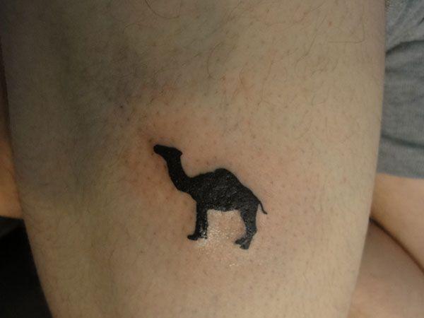 camel tattoo tattoos for him pinterest. Black Bedroom Furniture Sets. Home Design Ideas