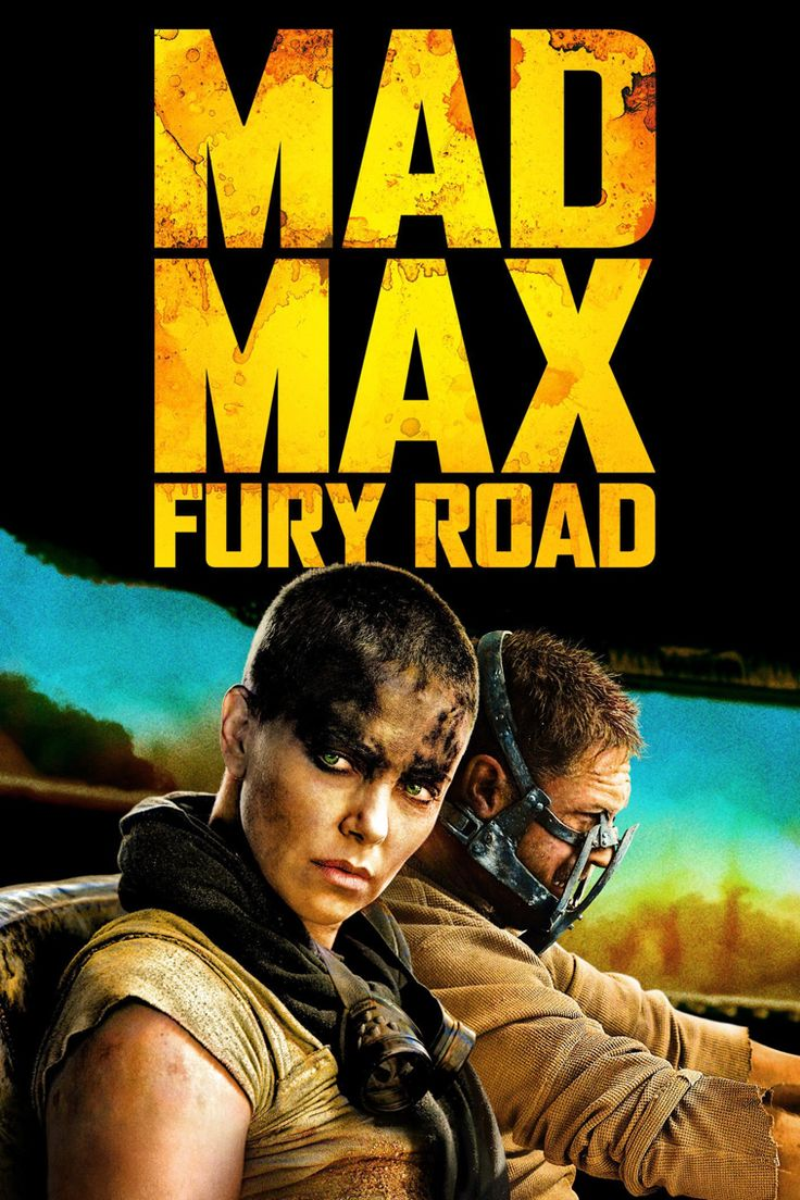 #MadMax : Fury Road  I can't believe the movie director is 70 years old. The raced cars with heavy metal music in the futureless world is the best.