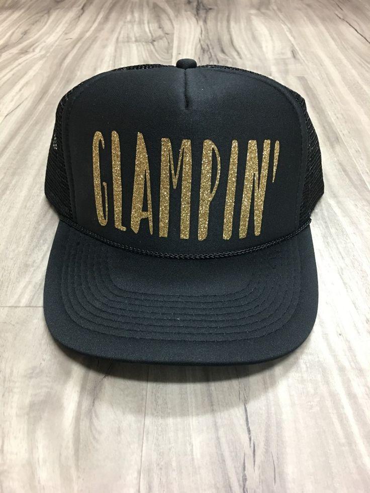 Glampin' Trucker Hat