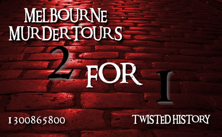 To celebrate the beginning of the Christmas month, we are offering 2 tickets for the price of 1 on our Chinatown tours for this weekend (December 4 and 5)MURDERS 2for1 15JUN2015 only! Call 1300865800 now and quote December to receive this offer. Spots are limited so don't delay!!