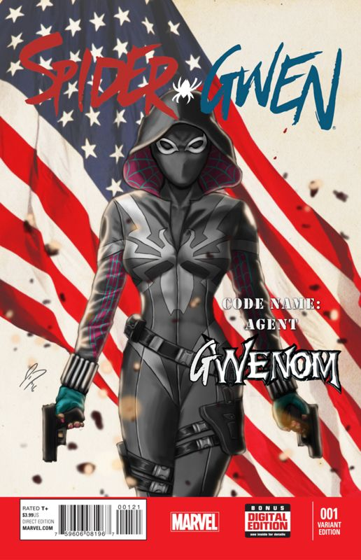 Agent Gwenom by Rookheart.deviantart.com on @DeviantArt
