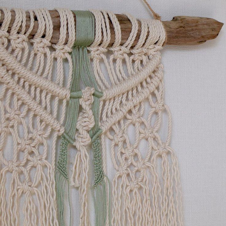 「マクラメ 編み方 タペストリー」の画像検索結果 マクラメ 編み方 タペストリー マクラメ