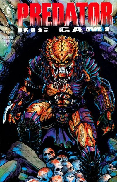 What was the very first ALIENS or Predator Comic you ever bought?