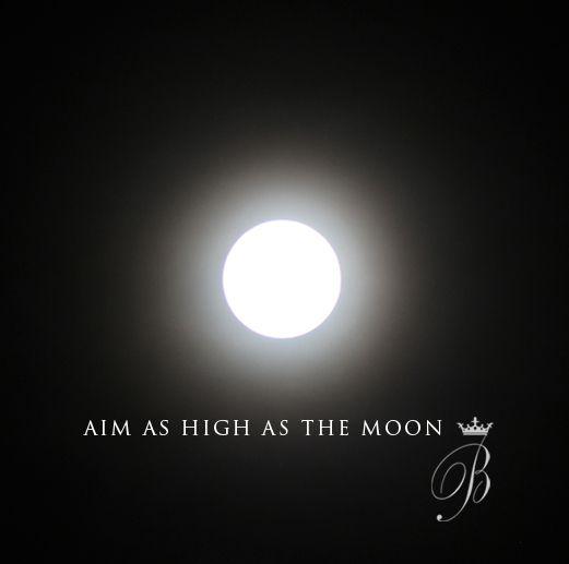 The Mirror Of Eden: Aim as High as the Moon