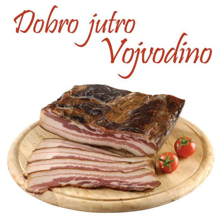 good morning Vojvodina