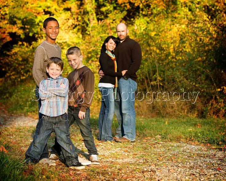 Family Portrait Clothing Ideas | In True Color...: Fall Family Portraits | Waynesboro Virginia ...