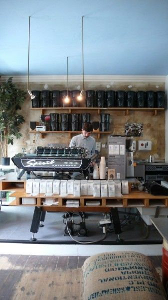 Bonanza -Coffee -Roasters
