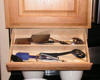 kitchen cabinet utensil organizer best 25 utensil organizer ideas on kitchen 19747