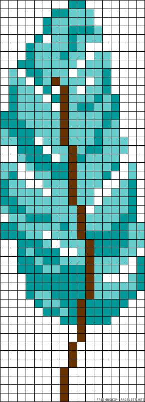 http://friendship-bracelets.net/alpha_pattern.php?id=60583
