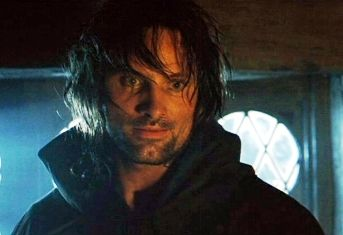 """Do you know what hunts you?"" LOTR Aragorn the Ranger :: Viggo Mortensen"
