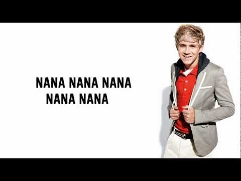 One Direction - What Makes You Beautiful  ( Lyrics + Pictures )