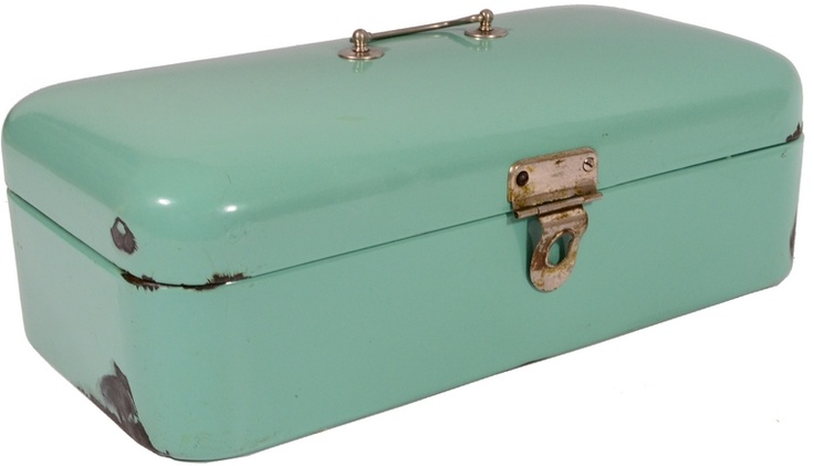 Vintage Brabantia broodtrommel (bread box) for your kitchen by www.vonliving.nl €34,95 $46.39     Free shipping! :)