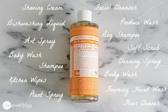 15 Everyday Uses For Castile Soap