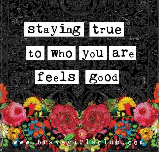 Brave Girls Club - Stay True to Who You Are