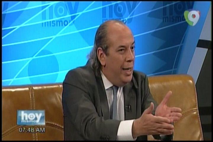 Entrevista Al Jurista Eduardo Jorge Prats Sobre El Caso Odebrecht Y El Acuerdo Entre La PGR