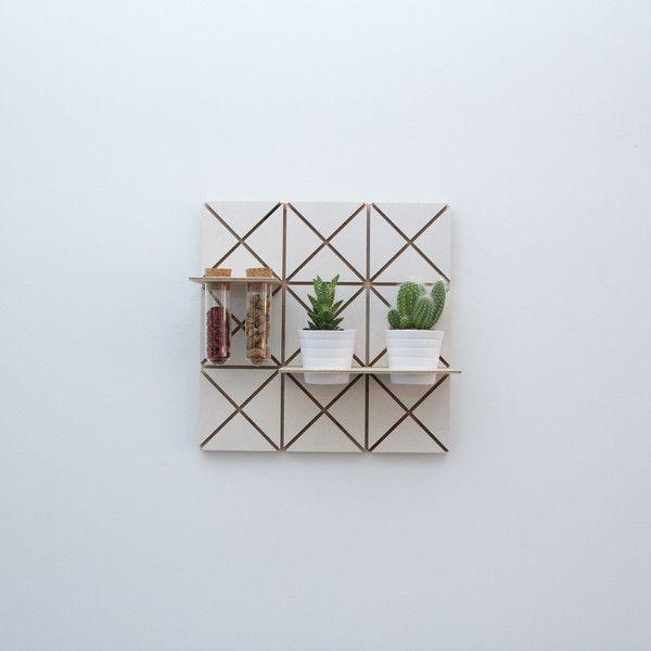Wandregale - Steckregal x30 • Küche • - ein Designerstück von ctrn bei DaWanda