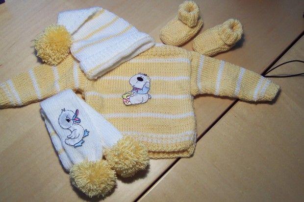"""""""baby-starterset"""" - immer wieder gern als willkommensgeschenk für kleine neulinge"""