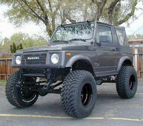 163 best Suzuki Samurai / Sierra / Jimny / Sj images on ...  163 best Suzuki...