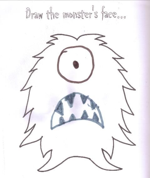 mosnter template - 201 best monster party images on pinterest