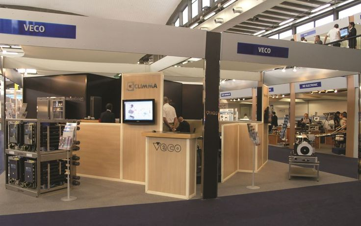 Stand Veco S.p.A. - Picture gallery