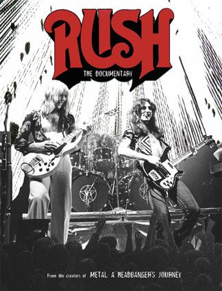 Rush documentary to premiere in April of 2010 - National Hard Rock | Examiner.com