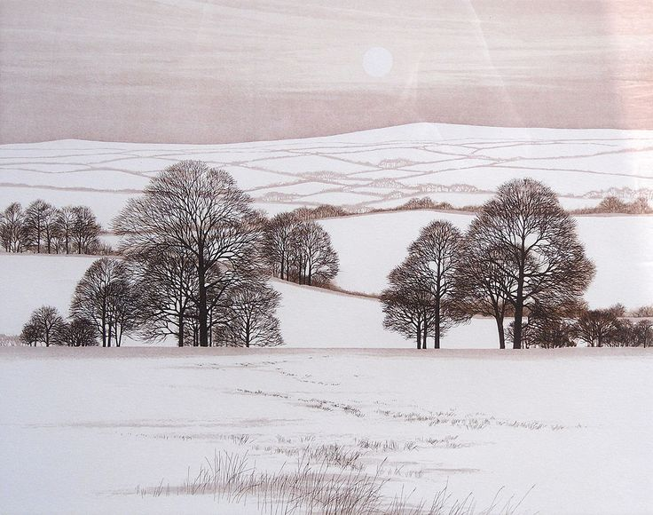 Kathleen Caddick — Snowon the Pennines (1024×808)