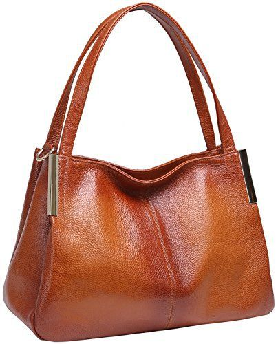 New Trending Shoulder Bags: Heshe Women's Leather Designer Handbags Tote Bags Shoulder Bag with Cross Body Strap Satchel for Office Ladies (Sorrel-R). Heshe Women's Leather Designer Handbags Tote Bags Shoulder Bag with Cross Body Strap Satchel for Office Ladies (Sorrel-R)   Special Offer: $73.90      222 Reviews Welcome to HESHE Amazon store, for the integrity of our business philosophy, and serve as customer service for the purpose....