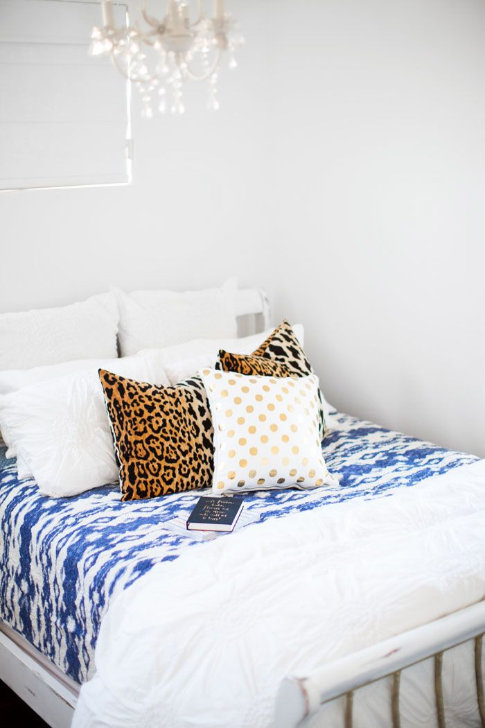 Guest Bedroom Decor - A Little Dash of Darling