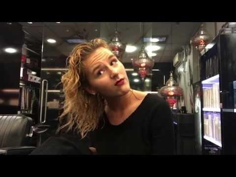 Haarvisievlog - Hoe maak je koude krullen? - YouTube