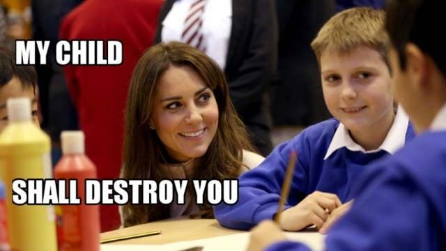 The 20 Awesomest Kate Middleton Royal Baby Memes | HEAVY