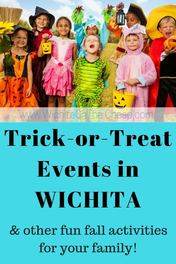 Halloween 2020 Wichita Ks Check out these fun fall trick or treat events in the Wichita, KS