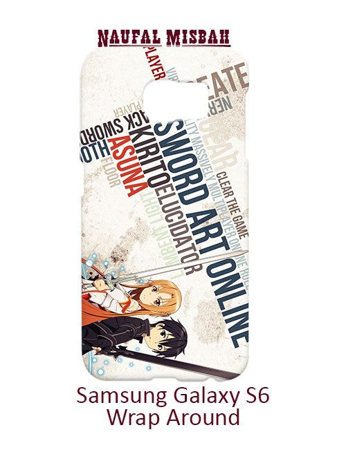 Sword Art Online SAO Samsung Galaxy S6 Case Cover